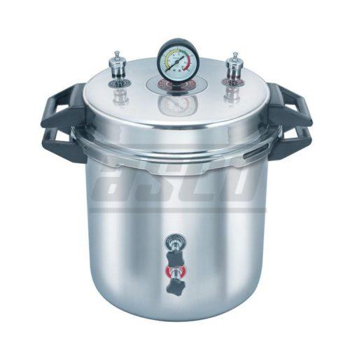 Autoclave Pressure Steam Sterilizer Aluminium Pressure